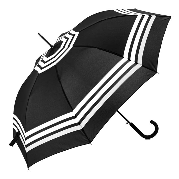 Monochrome Border (Walker Umbrella - 15001)