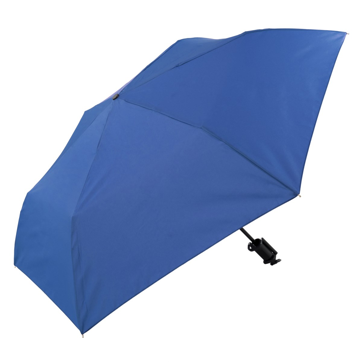 Novelty Blue Selfie Stick Compact Umbrella (31705)