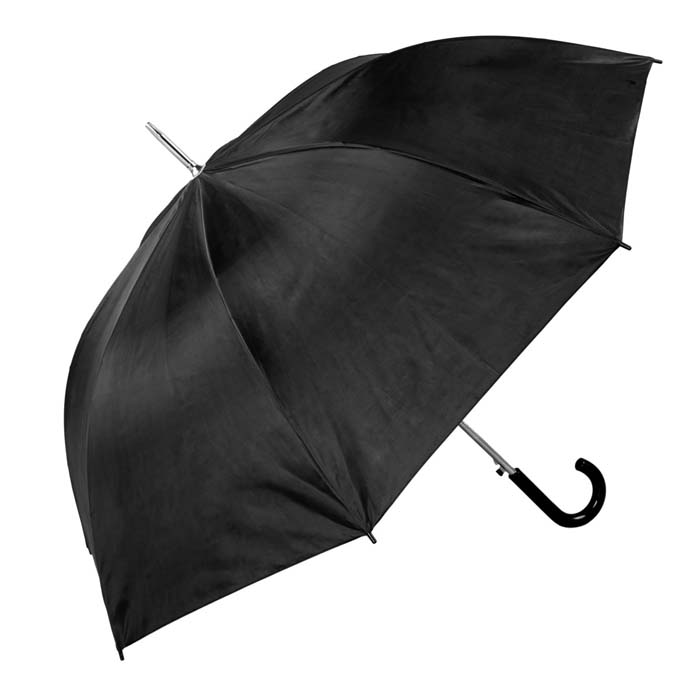 Unisex Black (Walker Umbrella - 3423)
