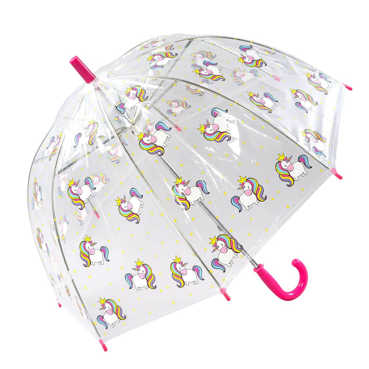 Kids Unicorn Umbrella (17025)
