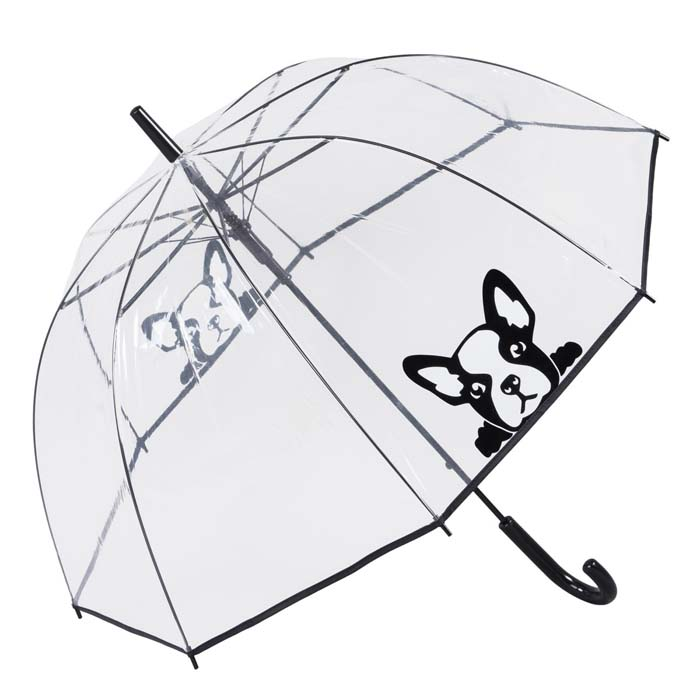 French Bulldog (Dome Umbrella - 17010)