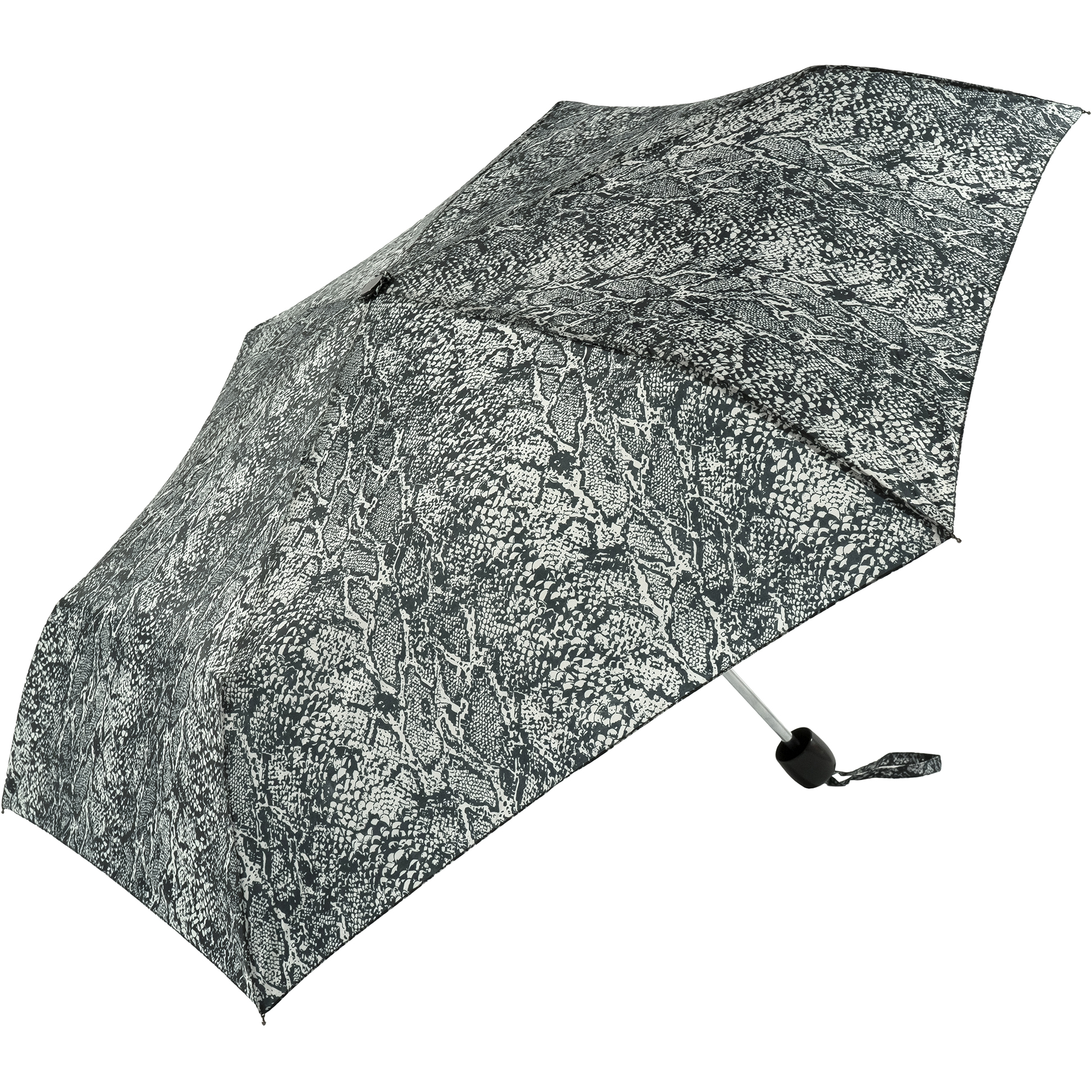 Snakeskin Women's Compact Umbrella (31099)