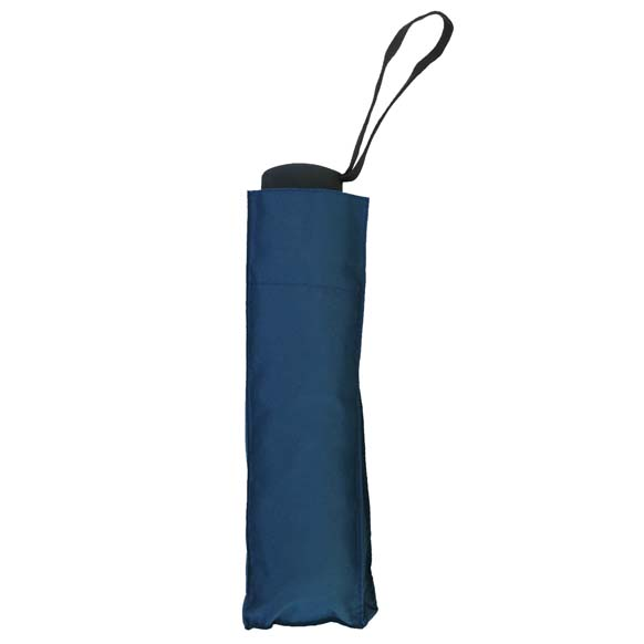 Wind Resistant Lightweight Plain Colours Compact Umbrella (31506)
