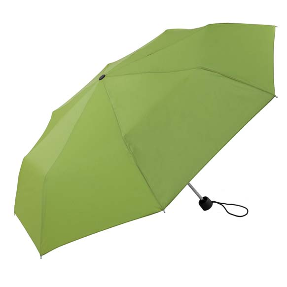 Unisex Bright & Colourful Green Compact Umbrella (31704)