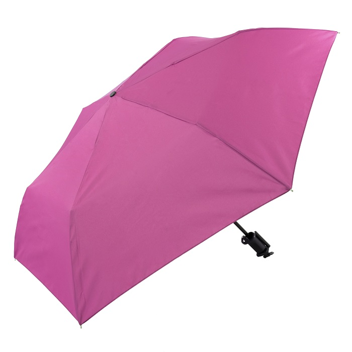 Novelty Pink Selfie Stick Compact Umbrella (31705)