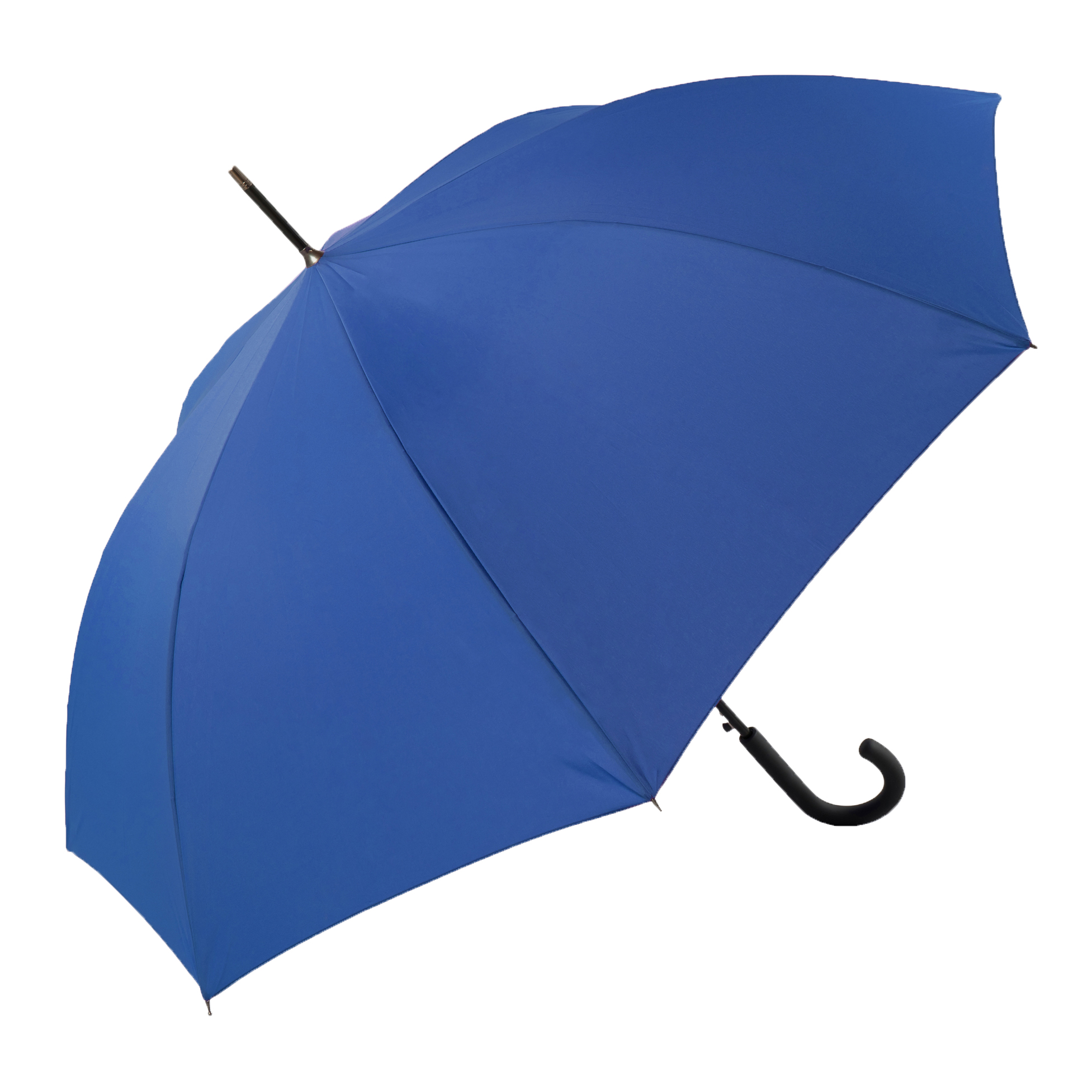 Unisex Bright & Colourful Blue Walking Umbrella (31712)