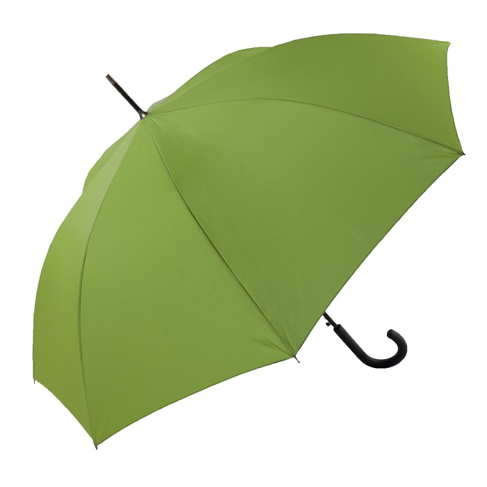 Unisex Bright & Colourful Green Walking Umbrella (31712)