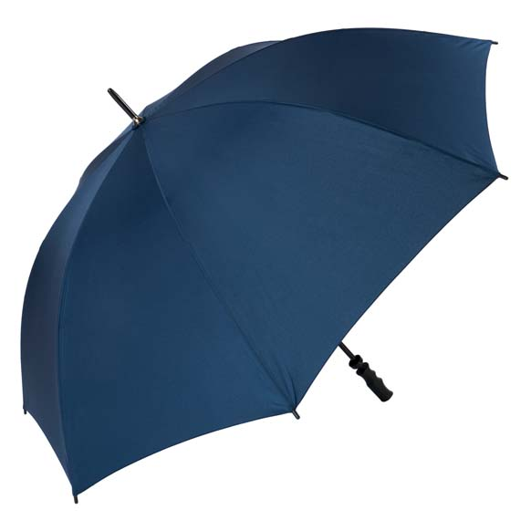 Wind Resistant Fibrelight Large Navy Golf Umbrella (3473P)