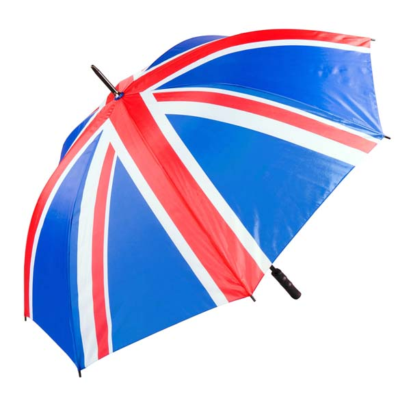 Union Jack Souvenir Golf Umbrella (3578)