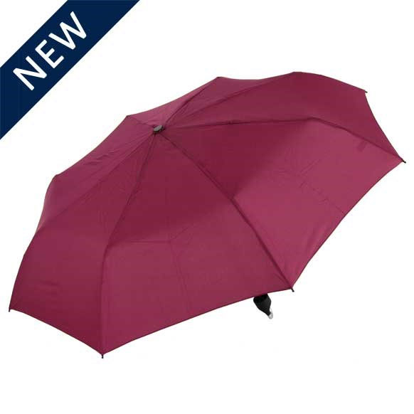 U Handle Maroon Umbrella (3602)