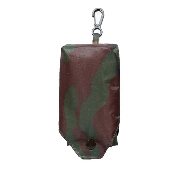 Camouflage Print Reusable Shopping Bag (CB006)