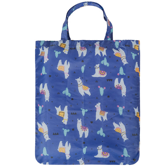 Llama Fashion Mix Reusable Shopping Bag (CB014)