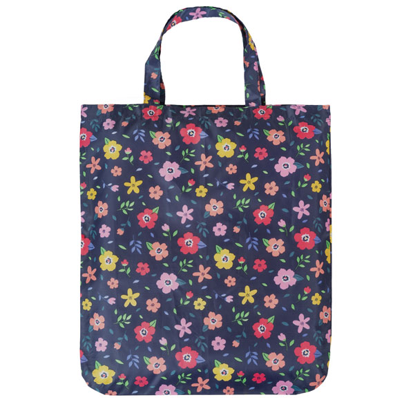 Floral Classic Mix Reusable Shopping Bag (CB016)