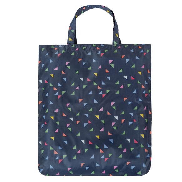 Triangles Classic Mix Reusable Shopping Bag (CB016)