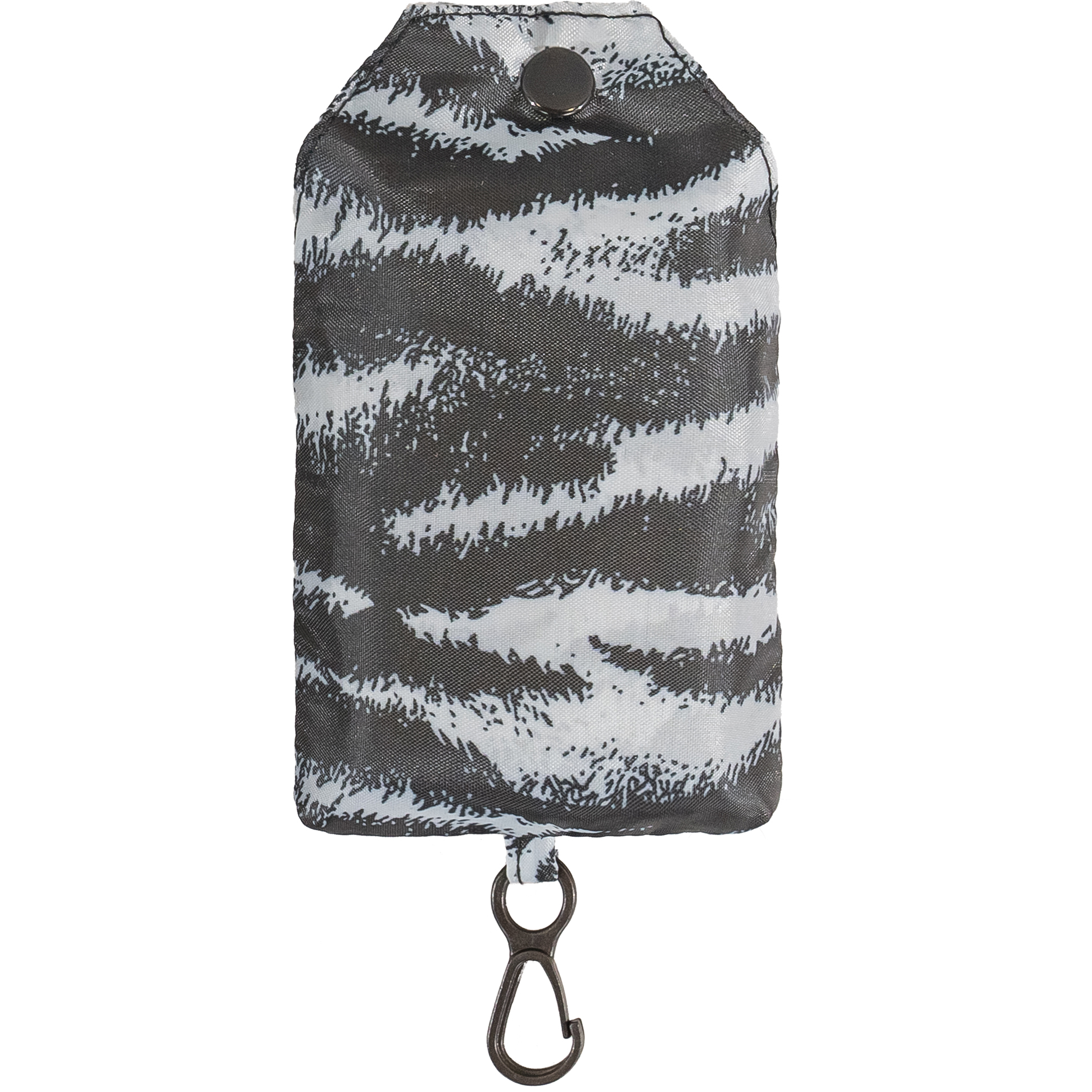 Zebra Print Reusable Shopping Bag (CB019)