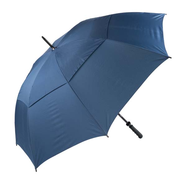 The Gibraltar Windproof Navy Golf Umbrella (3475P)