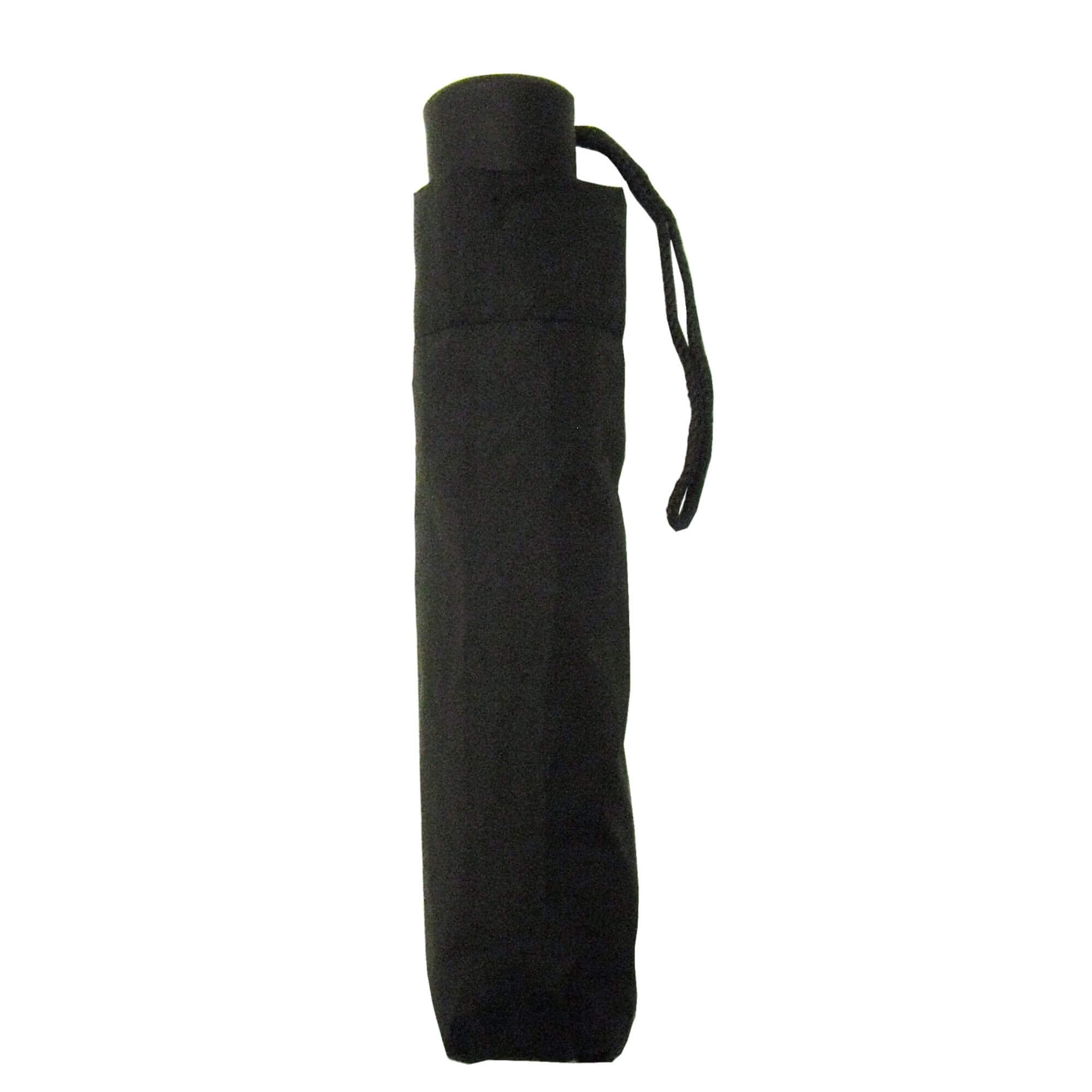 Black Compact Umbrella (3485B)