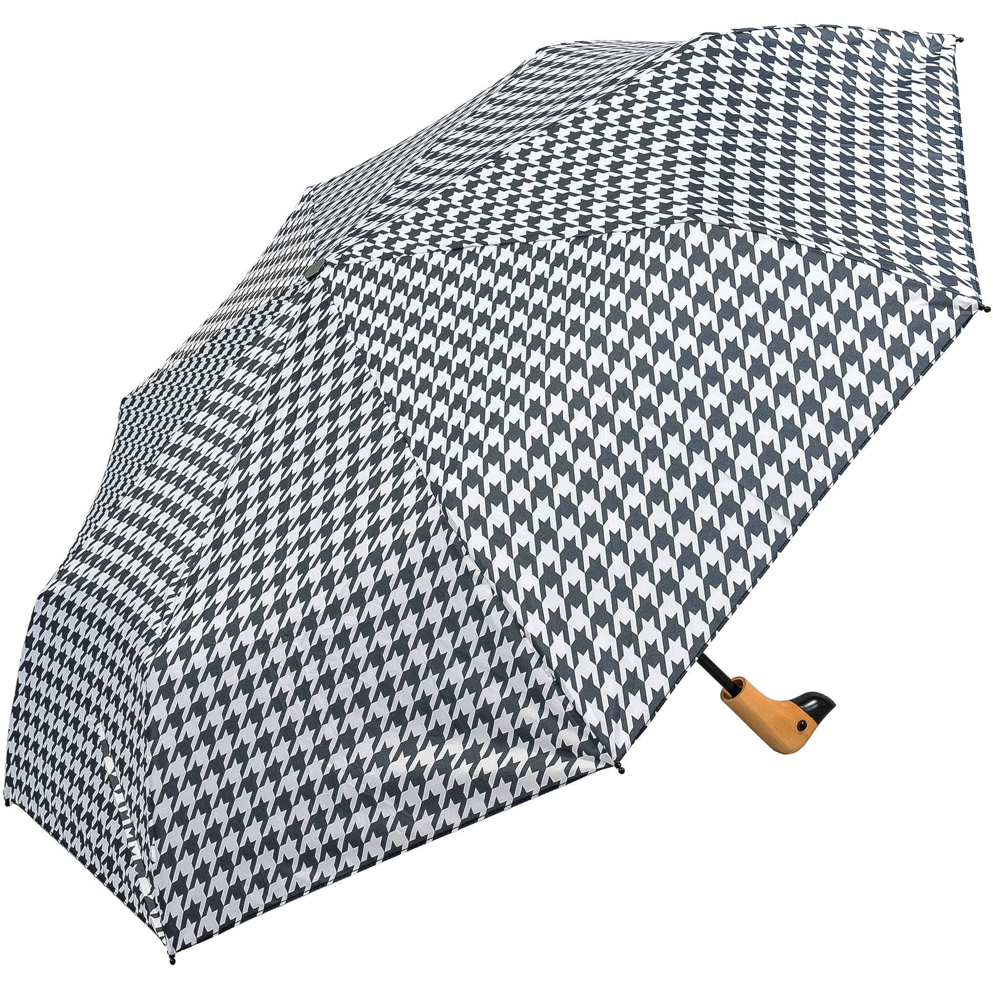 Duck Head Houndstooth Umbrella (31903H)