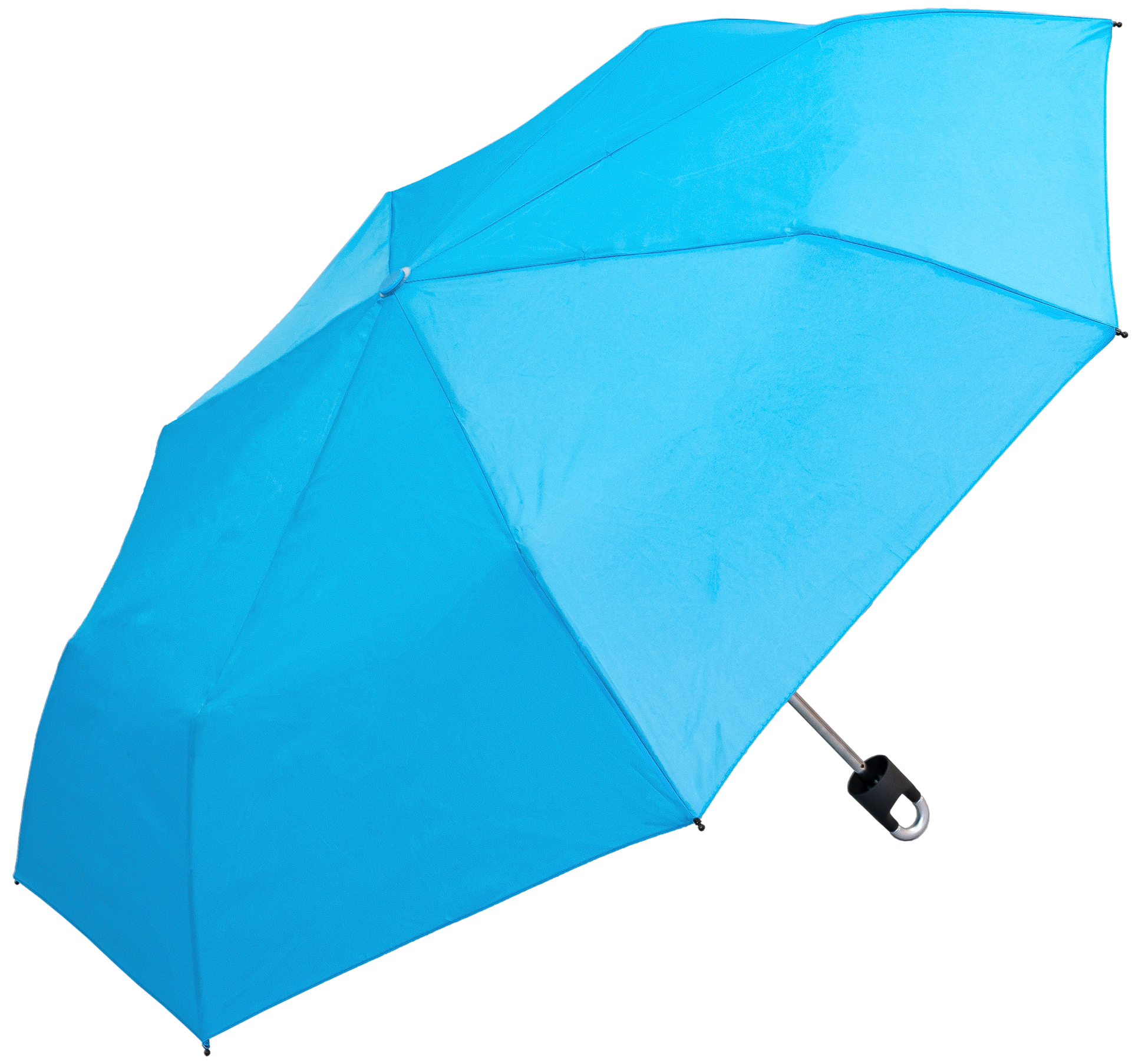 U Handle Blue Umbrella (3604L)